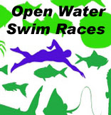Swim & Fin Open Water Swim Race